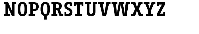 FF Fago Correspondence Serif Bold Font UPPERCASE