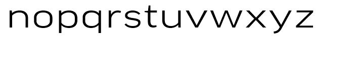 FF Good Extended Light Font LOWERCASE