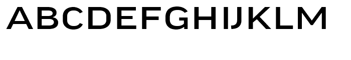 FF Good Headline News Extended Font UPPERCASE