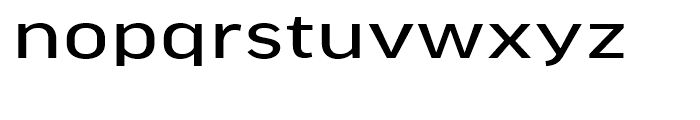 FF Good Headline News Extended Font LOWERCASE