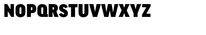 FF Good Headline Ultra Font UPPERCASE