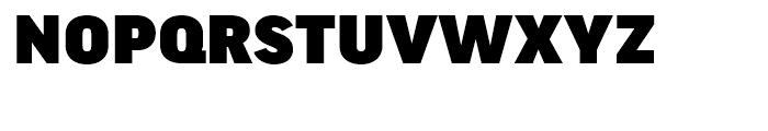 FF Good Headline Wide Ultra Font UPPERCASE