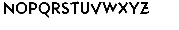 FF Instanter Bold Font UPPERCASE