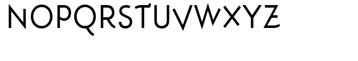 FF Instanter Light Font UPPERCASE