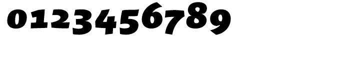 FF Jambono Black Font OTHER CHARS