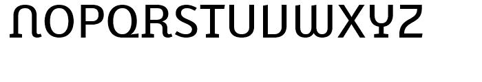FF Karbid Display Medium Font UPPERCASE