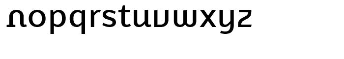 FF Karbid Display Medium Font LOWERCASE
