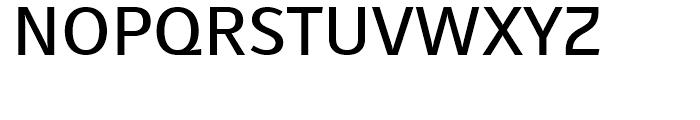 FF Karbid Medium Font UPPERCASE