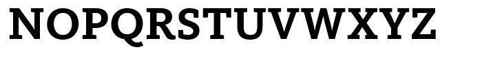 FF Kievit Slab Bold Font UPPERCASE