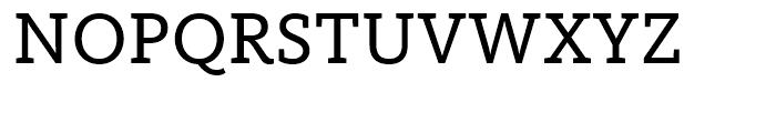 FF Kievit Slab Book Font UPPERCASE