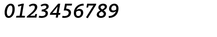 FF Kievit Slab Medium Italic Font OTHER CHARS