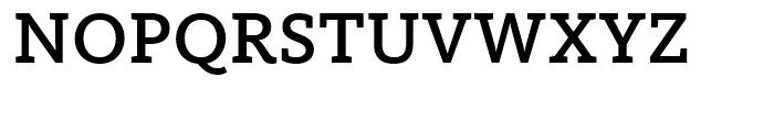 FF Kievit Slab Medium Font UPPERCASE