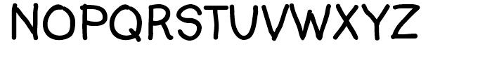FF Layout Regular Font UPPERCASE