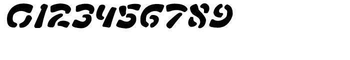 FF Manga Stone Regular Italic Font OTHER CHARS