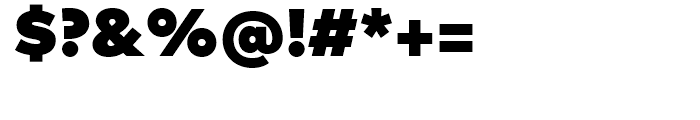 FF Mark Ultra Font OTHER CHARS