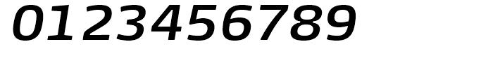 FF Max Demi Serif Demi Bold Italic Font OTHER CHARS
