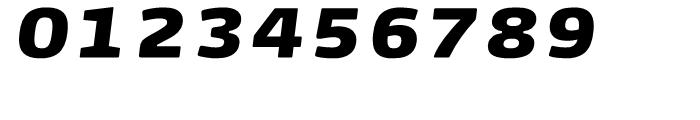 FF Max Fat Italic Font OTHER CHARS