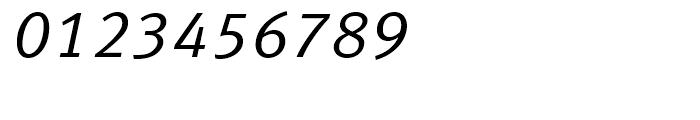 FF Meta Correspondence Regular Italic Font OTHER CHARS