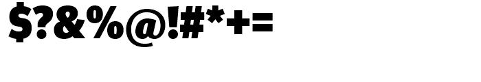 FF Meta Headline Black Font OTHER CHARS