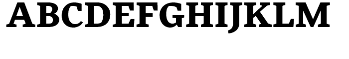 FF More Wide Bold Font UPPERCASE