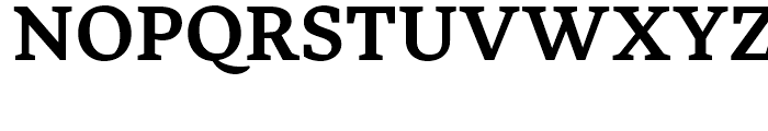 FF More Wide Medium Font UPPERCASE