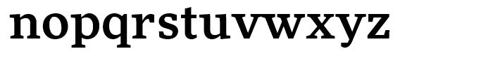 FF More Wide Medium Font LOWERCASE