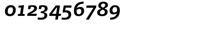 FF Olsen Bold Italic Font OTHER CHARS