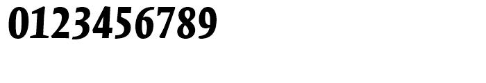 FF Quadraat Display Bold Italic Font OTHER CHARS