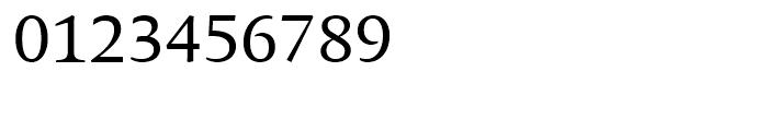 FF Quadraat Regular Font OTHER CHARS