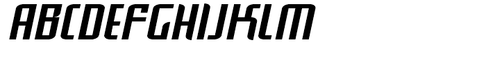 FF Rosetta Bold Italic Font UPPERCASE