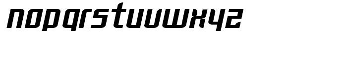 FF Rosetta Bold Italic Font LOWERCASE