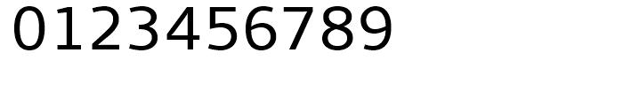 FF Scuba Regular Font OTHER CHARS