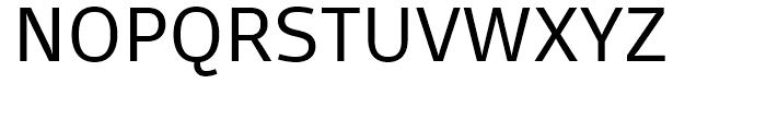 FF Scuba Regular Font UPPERCASE
