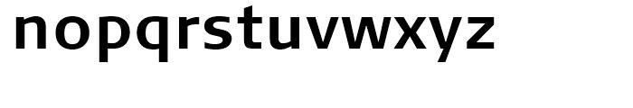 FF Signa Correspondence Bold Font LOWERCASE