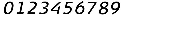 FF Signa Correspondence Regular Italic Font OTHER CHARS
