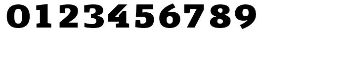 FF Signa Slab Extra Black Font OTHER CHARS