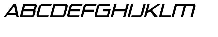 FF TradeMarker Light Italic Font UPPERCASE