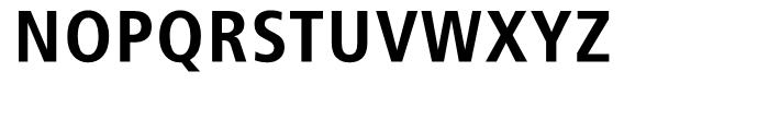 FF Transit Back Negativ Bold Font UPPERCASE