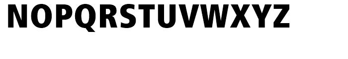 FF Transit Black Font UPPERCASE