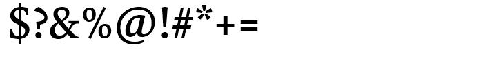 FF Tundra Medium Font OTHER CHARS