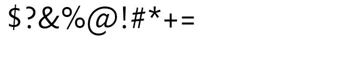 FF Yoga Sans Light Font - What Font Is