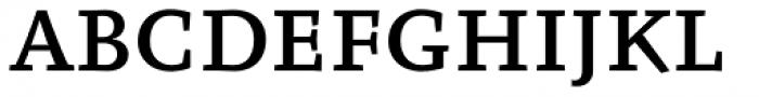 FF Absara Pro Medium SC Font UPPERCASE