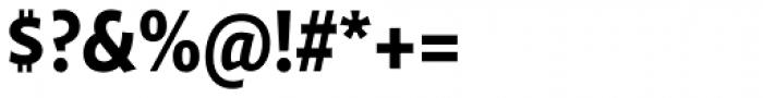FF Absara Sans Headline Pro Medium Font OTHER CHARS