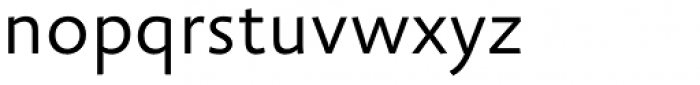 FF Absara Sans Pro Light Font LOWERCASE