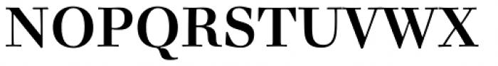FF Acanthus Std Text Regular Font UPPERCASE