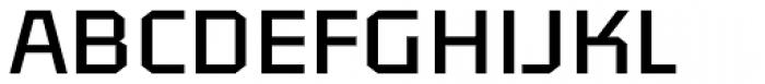 FF Aircraft OT Font UPPERCASE