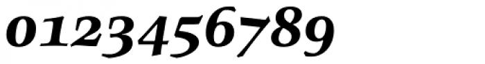 FF Angkoon OT Bold Italic Font OTHER CHARS