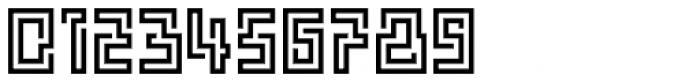 FF Archian Labirintus Sans OT Regular Font OTHER CHARS