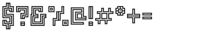 FF Archian Normal OT Regular Font OTHER CHARS