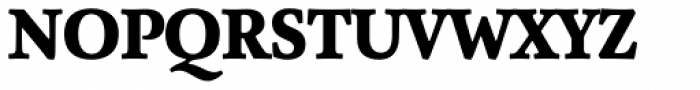 FF Atma Serif OT Black Font UPPERCASE